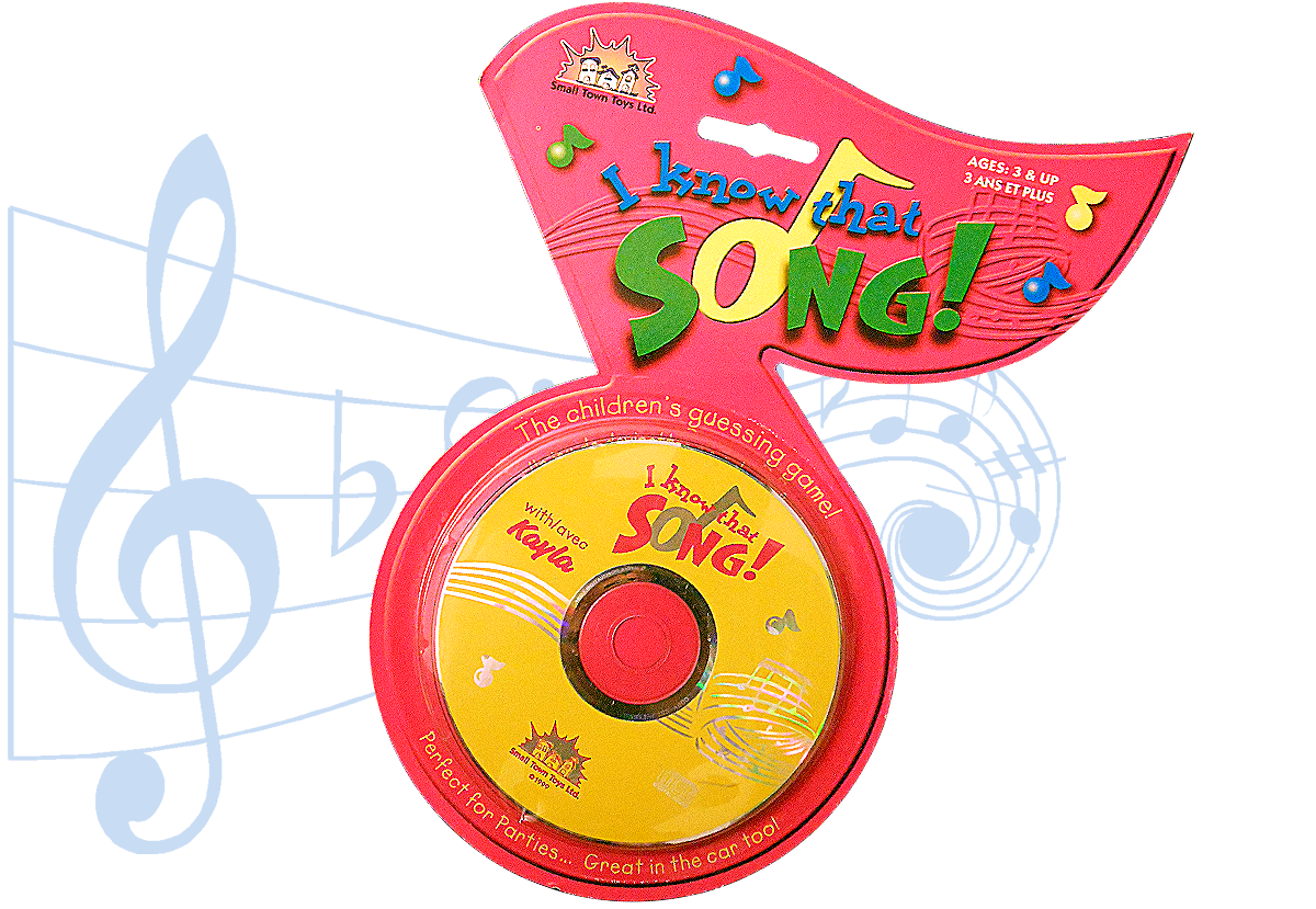 "The ""I Know that Song!"" Game"