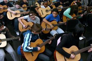 Beyond Baby Mozart, Students Who Rock